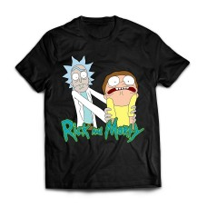 Футболка Rick and Morty v3