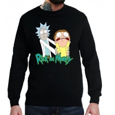 Свитшот Rick and Morty v3