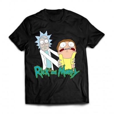 Футболка Rick and Morty v3