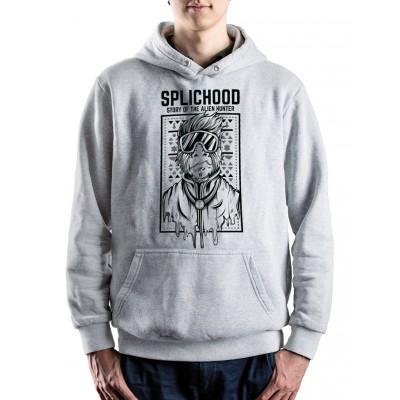 Байка Splichood monkey