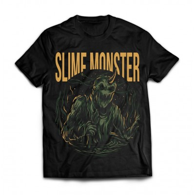 Футболка Slime monster