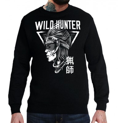 Свитшот Wild hunter
