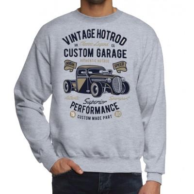 Свитшот Vintage Hotrod