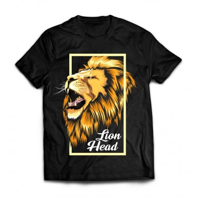 Футболка Lion Head