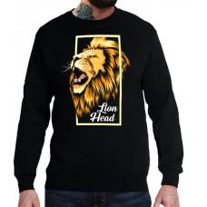 Свитшот Lion Head