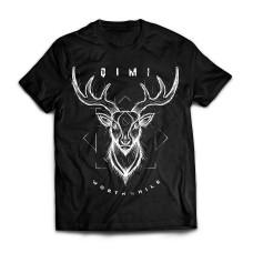 Футболка Deer Sketch