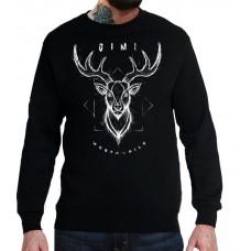 Свитшот Deer Sketch