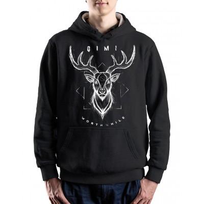 Байка Deer Sketch