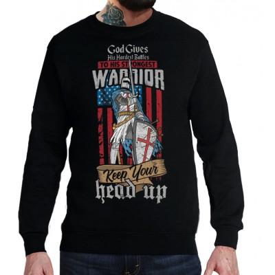 Свитшот American Warrior