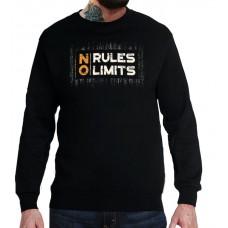 Свитшот No Rules No Limits