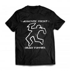 Футболка Agnostic Front Dead Yuppies