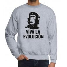 Свитшот Viva la evolucion