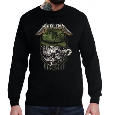 Свитшот Metallica Seek and Destroy