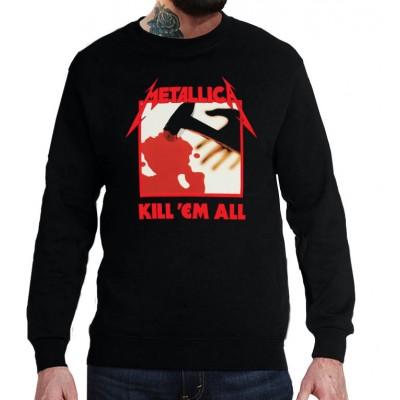 Свитшот Metallica Kill'em all