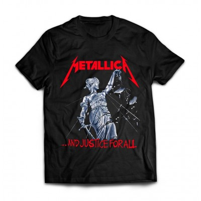 Футболка Metallica Justice for All v3