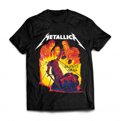 Футболка Metallica Justice for All v4