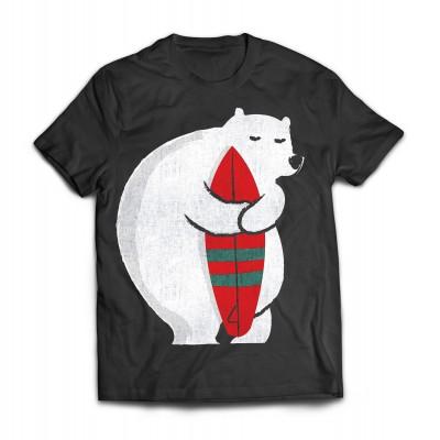 Футболка Белый медведь