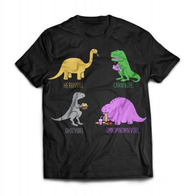 Футболка Динозавры